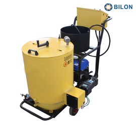 China Road Driveway Sealing Machine 220V For Asphalt / Cement / Pavement Repair supplier