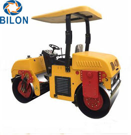 Double Drum Vibratory Road Roller 3 Ton Mount Type Road Roller