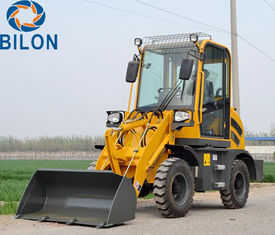 China Customize Color Wheel Loader Machine 0.8 Ton Loader Giant Wheel Loader supplier