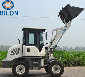 China High Performance Telescopic Wheel Loader 1000kg Rated Load With Easy Operation supplier