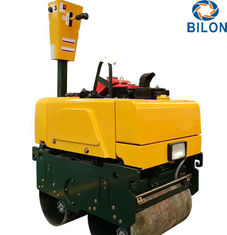 China 0.6 Ton - 0.7Ton Vibratory Road Roller Small Two Drum Road Roller supplier