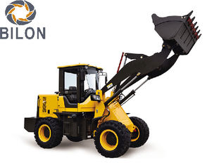 92KW BL 939 Front Wheel Loader Machine With 1.5 CBM Bucket Capacity