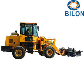 China High Configuration Electric Wheel Loader 1.3 Ton BL 918 Mini Wheel Loader supplier