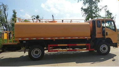 China 10-15 Ton Water Tank Truck HOWO 10000 - 12000 Liter Water Truck supplier