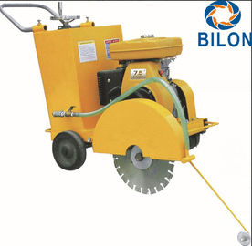China 3600RPM 9HP Diesel Floor Saw , High Speed Concrete Cutting Machine supplier