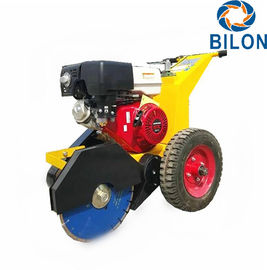 China 380 Voltage Asphalt Road Cutting Machine 13HP For  Road Construction supplier