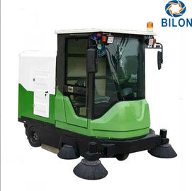 China 1880A Electric Outdoor Snow Sweeper Machines Battery Power Snow Sweeper supplier