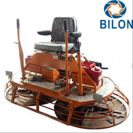 China High Efficiency Concrete Ride On Power Trowel 24HP Driving Type Multiquip Trowel Machine supplier