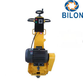China 7.5KW Concrete Scarifier Machine Asphalt Pavement Small Milling Machine supplier