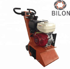 China Walk Behind Concrete Scarifier Machine 13HP 25HP Asphalt Road Scarifying Machine supplier