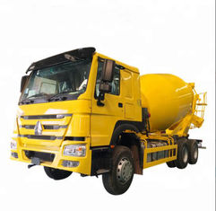 China 12 Cubic Meters Concrete Mixer Truck 10 Wheels Truck Concrete Transit Mixer supplier
