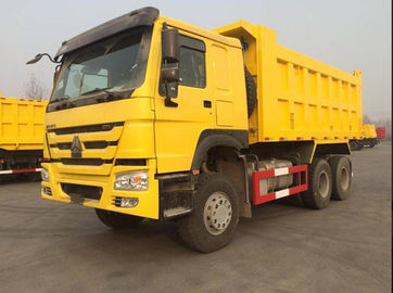 China 21 - 30 Ton Crawler Dump Truck Diesel Fuel Type With 351 - 450hp Horsepower supplier