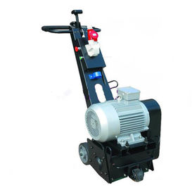 China Electric Concrete Floor Scarifying Machine High Power Clean Milling Machine supplier