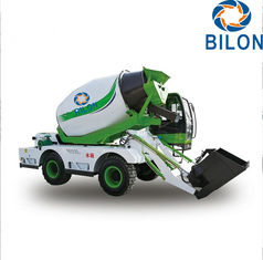 China 6.5 CBM CMT6500R Mobile Self Loading Concrete Mixer Drum Rotating Speed 17 Rpm supplier