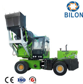 China 860L Water Tank5.5 CBM Concrete Mixer Truck / Concrete Mixer Vehicle supplier