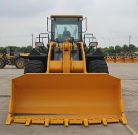 China 16700kg Operating Weight Road Construction Machinery 957Z Wheel Front Loader supplier