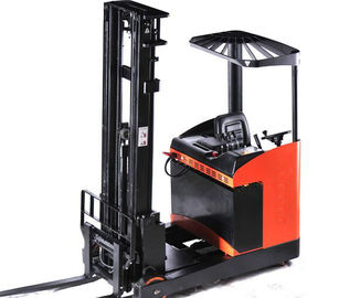 China Powerful Battery Road Construction Machinery Electric Reach Pallet Truck supplier