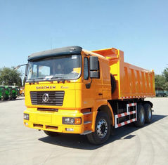China Engine Capacity 8L 20 Cubic Meter Crawler Dump Truck Shacman F2000 For Africa supplier