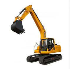 China 18 Ton Crawler Hydraulic Excavator Rated Speed 4.2km/H Bucket Capacity 0.8m3 supplier