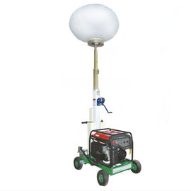 China 220V 5m Height Balloon Led Portable Tower Light High Performance supplier