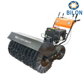 60cm Working Depth Truck Tractor Gas Snow Sweeper With Hydraulic System