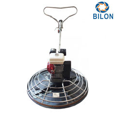 100KG Small Hand Polishing Power Trowel Machine With Blade Size 350*150mm