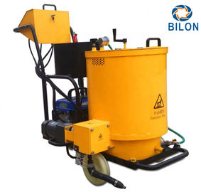 Portable Crack Filling Equipment With 360°  Steering Universal Wheel