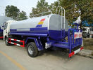 China 6000L - 7000L Water Tank Truck 7m3 Spraying Water Cart With Diesel Fuel Type factory