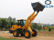Mechanical Control Front End Wheel Loader With 1.8 M3 Bucket And 92kW Diesel Engine