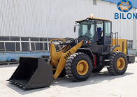 940F 4 Ton Wheel Loader With Hydraulic Pilot Joystick Operation Type