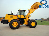 Bilon 968 6 Ton Wheel Loader Machine With 3.5 M3 Bucket And Max. Travel Speed 38 Km/H
