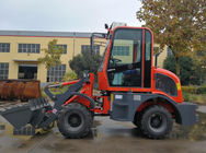 25KW 908F Mini Wheel Loader Machine Bucket Capacity  0.3m³ CE Certificate