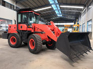 Deutz 92KW Engine Front End Loader With 1.6m3 Bucket Capacity / Mini Wheel Loader