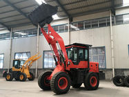 2.8 Ton Wheel Loader Machine ZL 940 And Spare Parts Protective Iron Shed