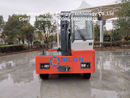 China 6.0 T SUZU 6BG1 Industrial Side Loader Forklifts With 3600mm Max. Lift Height factory