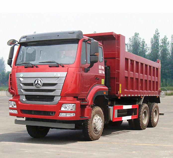 SINOTRUK 6x4 30 Ton HOWO Mining 18 Ton Tipper Truck