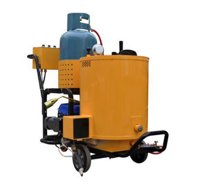 Walk Behind Crack Sealing Machine For Asphalt Road Crack Repair