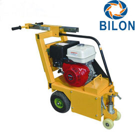 China High Performance Concrete Scarifier Machine 13HP With 6.5L Fuel Tank Volume distributor