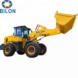 3 Ton Front End Wheel Loader ZL936 Cat Wheel Loader With 1.8m3 Bucket Capacity