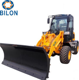 ZL918D Caterpillar Wheel Loader For Highway / Railway Construction