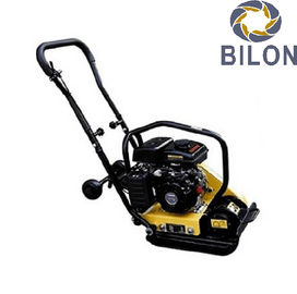 China 50KGS Vibratory Plate Compactor Mini Plate Compactor With Loncin 154F 2.8HP distributor