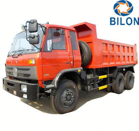 Dongfeng Right Hand Drive Tipper Truck 6x4 Euro 3 11 - 20t Capacity