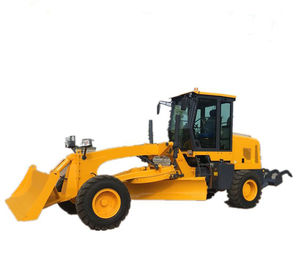 China 80hp Grader Tyre 16/70-20 Mini Motor Grader /  High Precision Axle Grader distributor