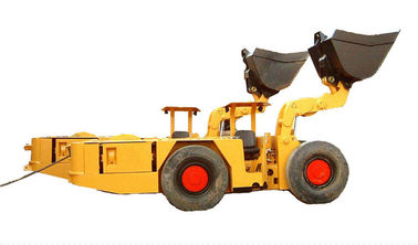 AC380V Underground Gold Mining Equipment Electric LHD For Transporting Excavated Rock