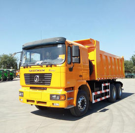 China Engine Capacity 8L 20 Cubic Meter Crawler Dump Truck Shacman F2000 For Africa distributor