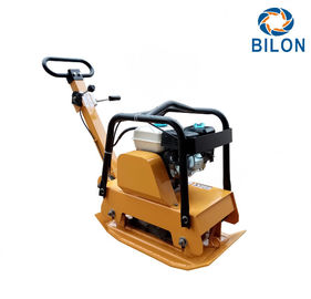 China Two - Way Walk Type Vibratory Plate Compactor With Honda GX160 5.5HP Engine distributor