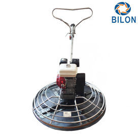 China 100KG Small Hand Polishing Power Trowel Machine With Blade Size 350*150mm distributor