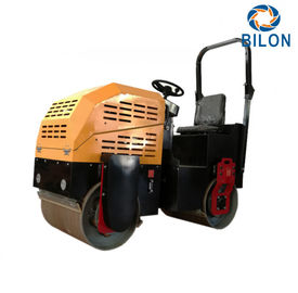 China 3 Ton 13HP Vibratory Road Roller Full Hydraulic Seat Type For Bridges And Culverts distributor