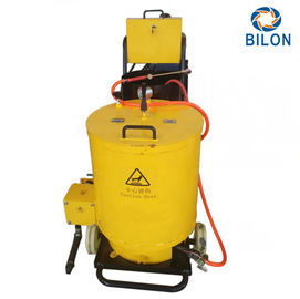 China 60L Asphalt Road Crack Sealing Machine With 0.65KW Power Easy To Operate distributor