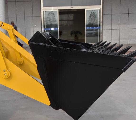 Easy To Control Power Plate Compactor 55kw With Digger Excavator